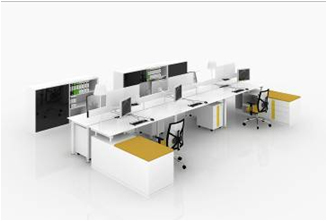 modern office workstations. Learn More About All The Featur Lusk Series Modern Office Workstations Y