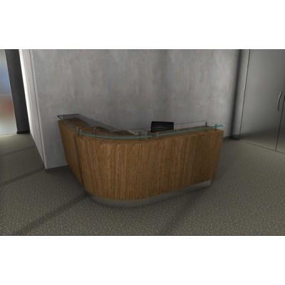 wichita reception desk - Modern Office Furniture Reception Desk