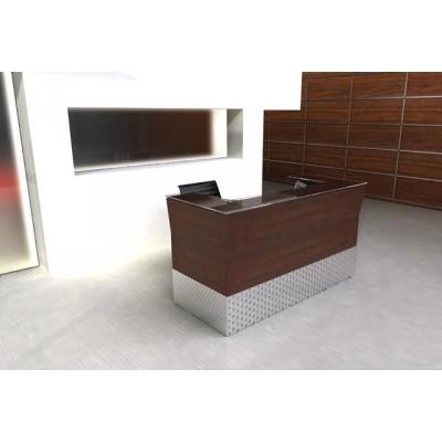 Reception desk executive desks modern office furniture for Reception furniture