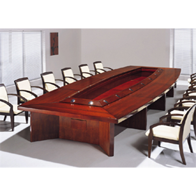 Executive conference table executive desks modern Room and board furniture quality