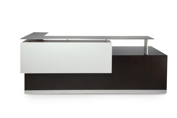 Strange Modern Reception Desk Executive Desks Modern Office Home Interior And Landscaping Elinuenasavecom