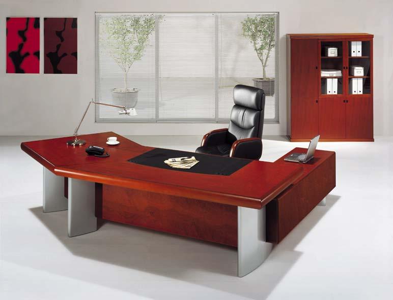 San Francisco Saron Modern Executive Desk