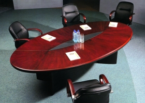 JESSE OVAL CONFERENCE TABLE, EDESKCO